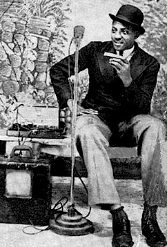 Sonny Boy Williamson.